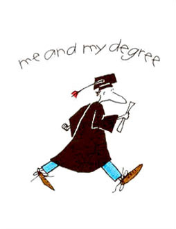 Me and My Degree