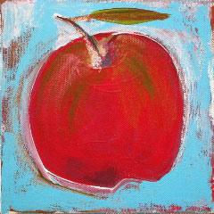 Acrylic Originals – Apple