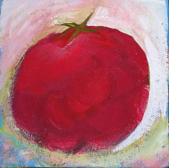 Acrylic Originals – Tomato