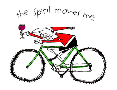 The Spirit Moves Me