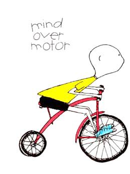 Mind over motor