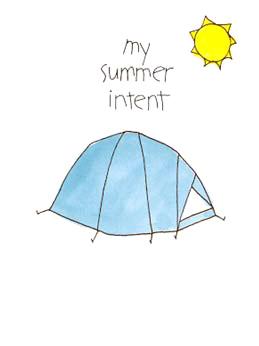 My summer intent