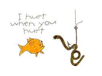 I hurt when you hurt