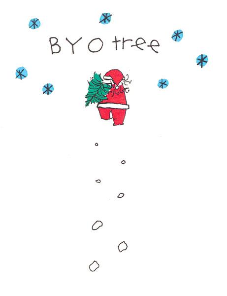 BYO Tree