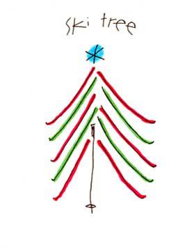 Ski Tree