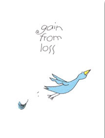 Gain from loss
