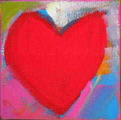 Acrylic Originals – Heart