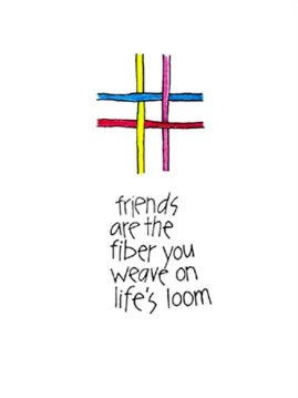 Friends are the Fiber