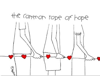 The Common Rope of Hope