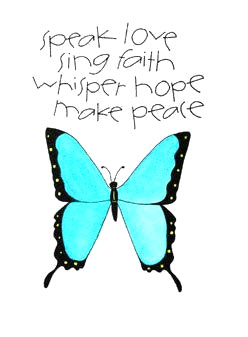 Speak Love, Sing Faith