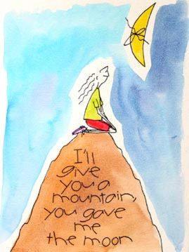I'll Give You a Mountain
