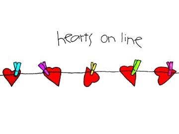 Hearts On Line
