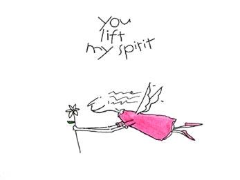 You Lift My Spirit