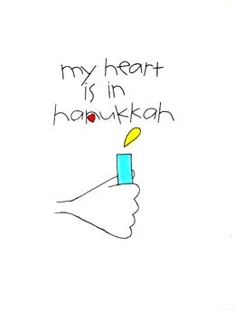 My Heart is in Hanukkah