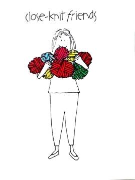 Close Knit Friends
