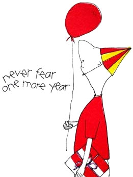 Never Fear, One More Year