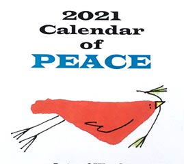 2021 Peace Calendar